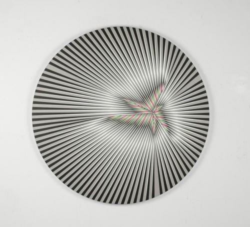 """""""Colore Movimento Illusione. Tornquist Costalogna Hsiao"""" mostra a Venezia"""