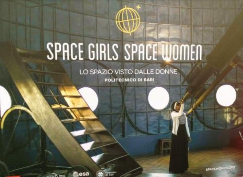 """""""Space Girls, Space Women"""", lo spazio visto dalle donne"""