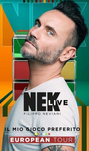 Nek live concert