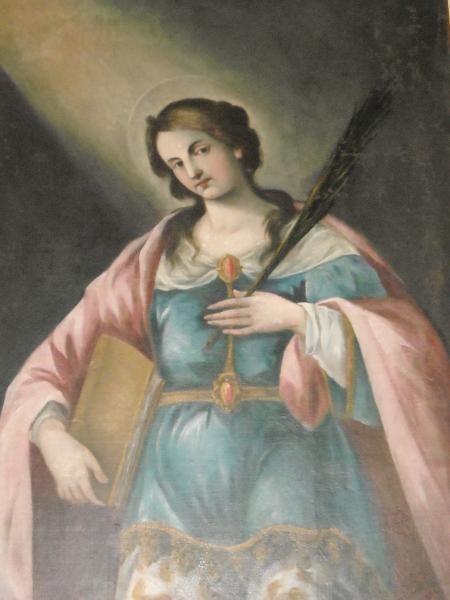 Ricorrenza di Santa Martina V. M. (antica patrona secondaria di Martina Franca)
