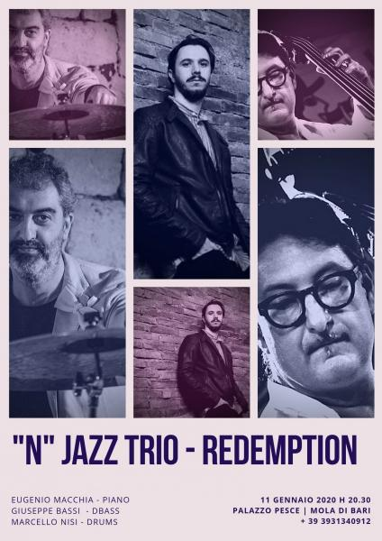 """N"" Jazz Trio – Redemption"