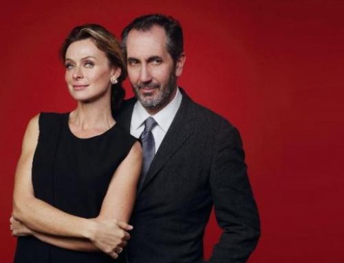 """Serena Autieri e Paolo Calabresi """"La menzogna"""""""