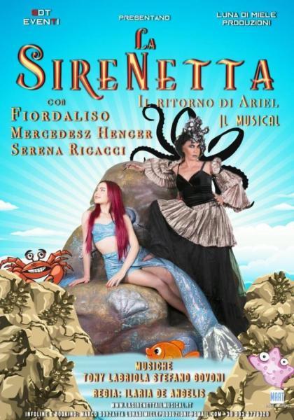 La Sirenetta - Il musical a Lecce