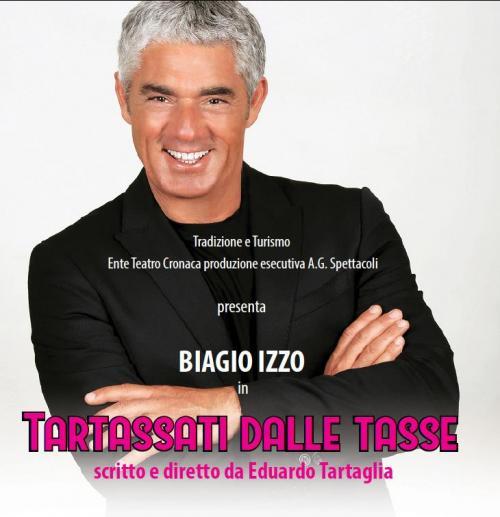 BIAGIO IZZO in Tartassati dalle tasse