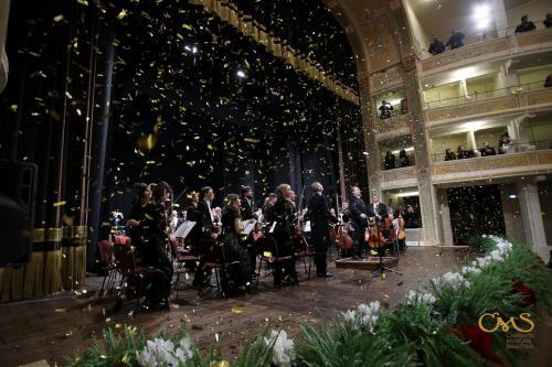 Concerto di Capodanno a Lecce con la Rousse Symphony Orchestra