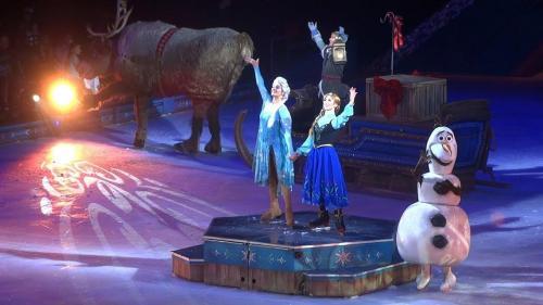 Disney on Ice - Frozen a Roma