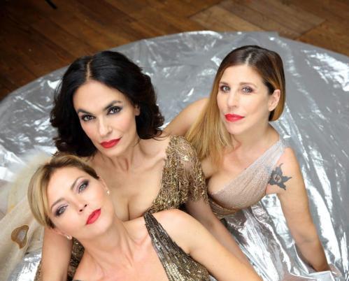 Figlie di E.V.A. Con Maria Grazia Cucinotta, Vittoria Belvedere, Michela Andreozzi