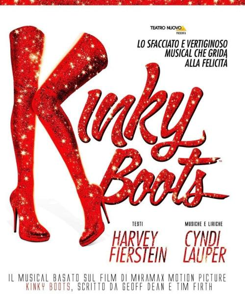 Kinky Boots in scena a Roma