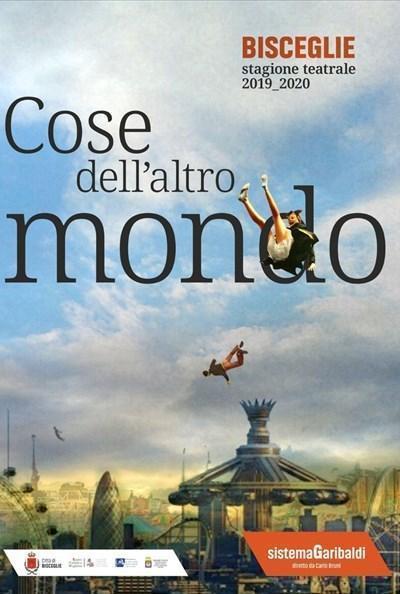 """""""Il Principe Mezzanotte"""" di Alessandro Serra in scena a Bisceglie"""