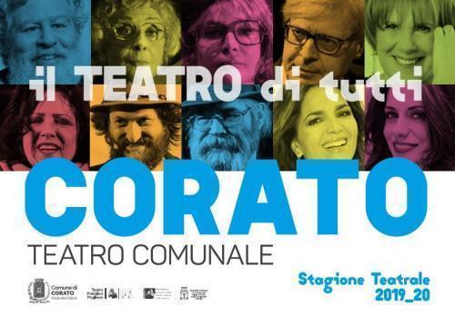 La Vedova Allegra on stage a Corato