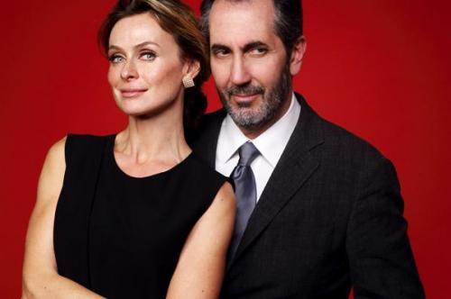 Serena Autieri e Paolo Calabresi in