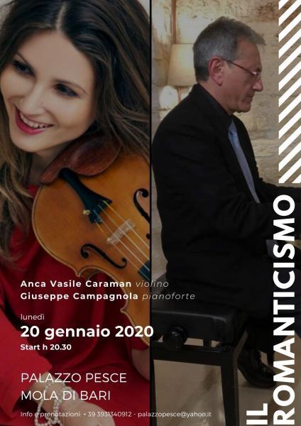 Il romanticismo [violino e pianoforte]