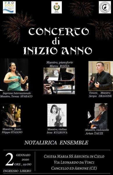 Concerto di Inizio Anno 2020
