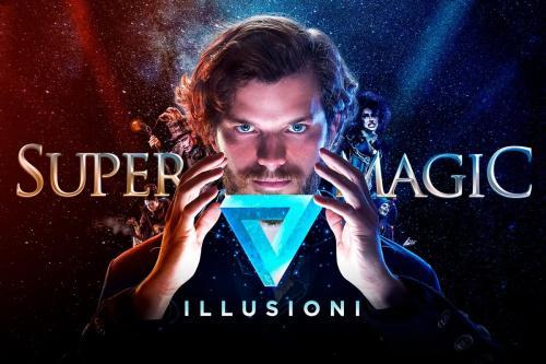 Supermagic 2020 - Illusioni al Teatro Olimpico