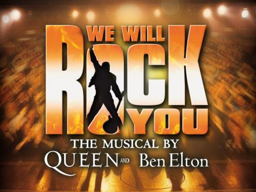 We Will Rock You al Brancaccio