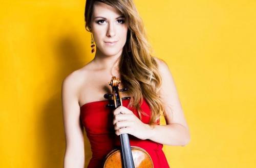La promessa del violino Francesca Dego al Teatro Piccinni
