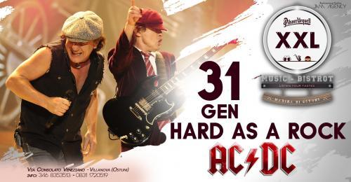Hard As a Rock AC/DC at XXL Music Bistrot (Villanova)
