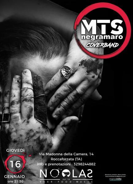MTS NEGRAMARO Cover Band