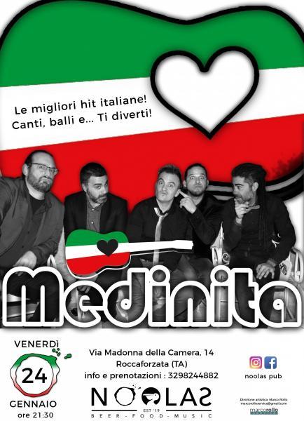MEDINITA Successi Italiani tutti da ballare!