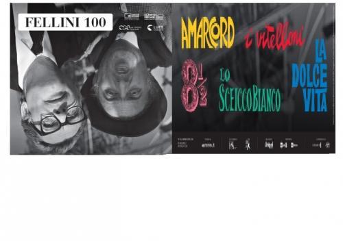 FELLINI 100 in versione restaurata