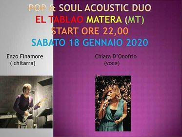 Enzo Finamore feat Chiara D'onofrio