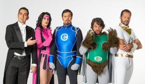 """Lillo & Greg con lo sfavillante """"varietà"""" Gagmen"""