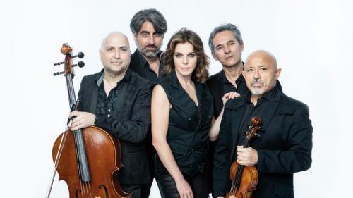 Claudia Gerini & Solis String Quartet • Qualche estate fa