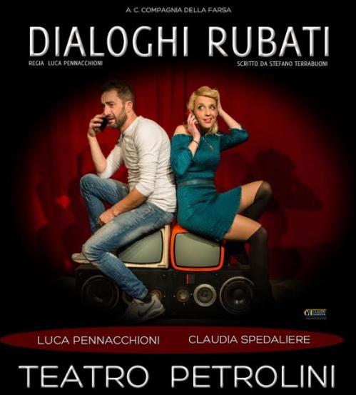 Dialoghi Rubati, una commedia a episodi