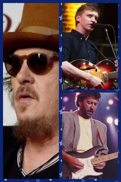 Rock Blues Saturday Night