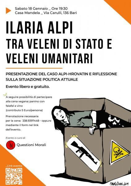 Ilaria Alpi: tra veleni di stato e veleni umanitari