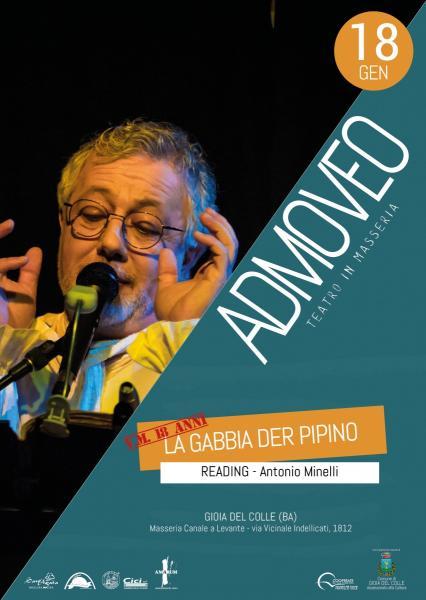 LA GABBIA DER PIPINO // Rassegna Admoveo