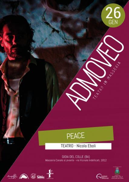 PEACE // Rassegna Admoveo