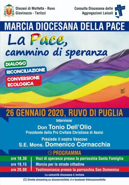Marcia Diocesana per la Pace