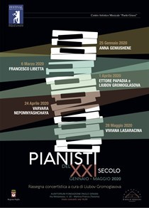 Pianisti del XXI secolo