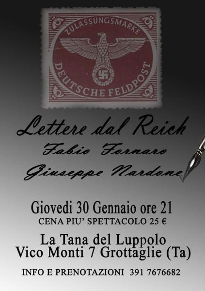 Lettere dal Reich