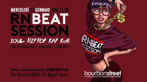 Live music Mercoledì sera nel centro della città con RnBeat Session