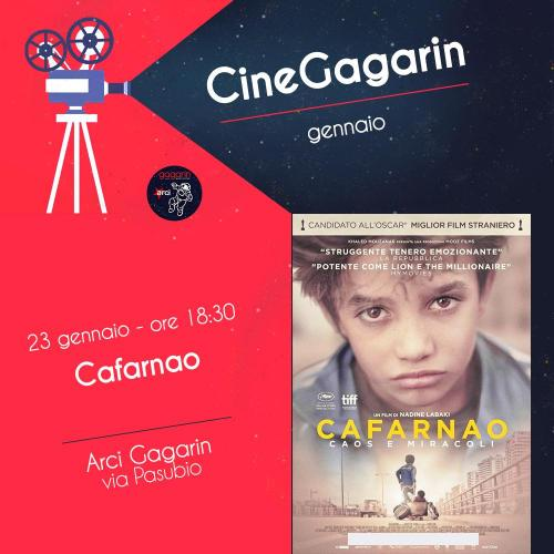 CineGagarin - Cafarnao
