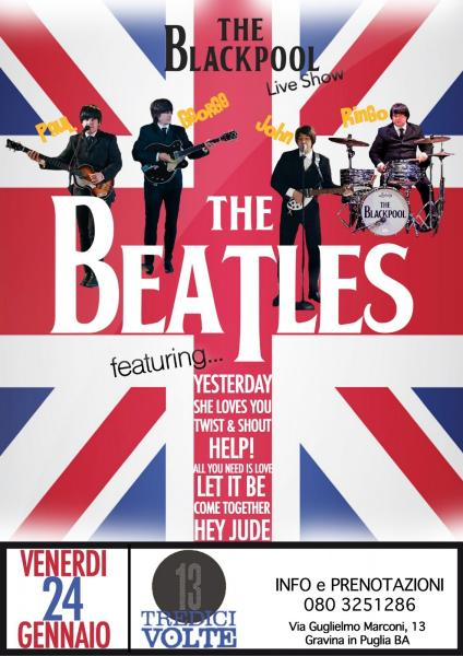 A night with...The Beatles