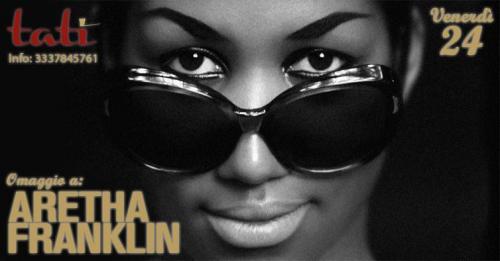 Omaggio ad Aretha Franklin