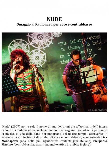 """NUDE"" The Music of Radiohead"