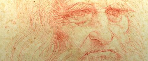 L'Autoritratto di Leonardo da Vinci a Torino - Salta la coda