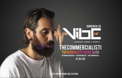 The Commercialisti live show - tributo ai The Giornalisti