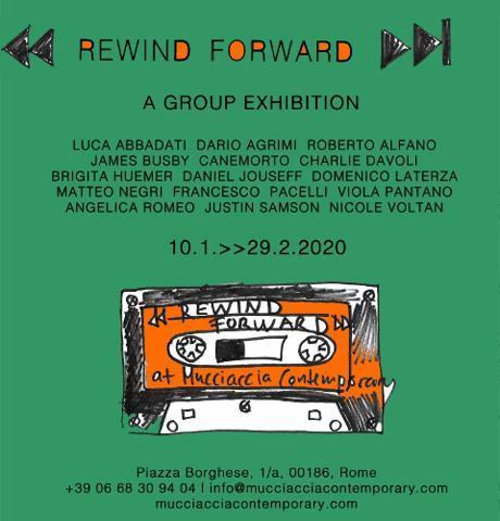 Rewind Forward, la collettiva da non perdere