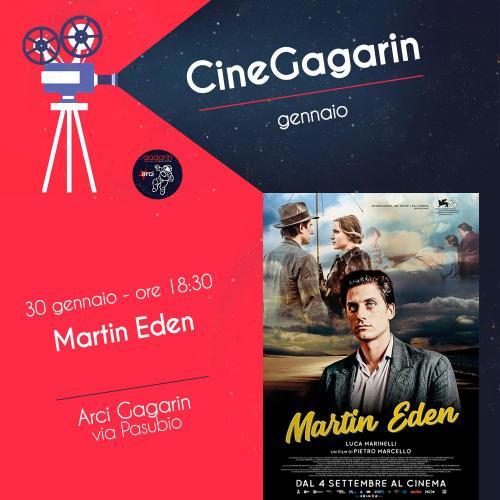 CineGagarin - Martin Eden