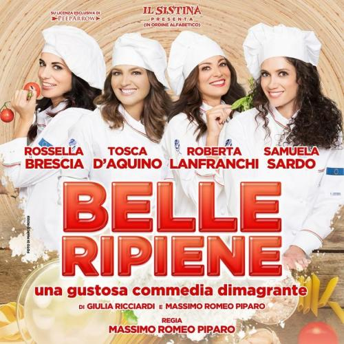 """Belle Ripiene"" on stage al Politeama di Lecce"