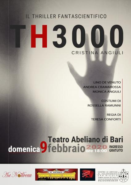 TH3000 EXPERIENCE - Performance di teatro e videomapping