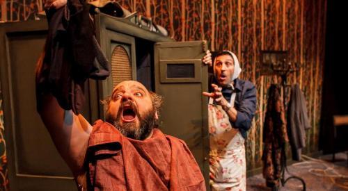 """Teatro Paraiso in """"Pulgarcito"""""""