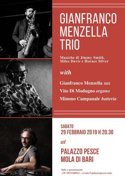 Gianfranco Menzella Trio