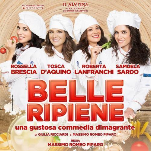 """Quattro donne al Verdi di Martina Franca con """"Belle Ripiene"""""""