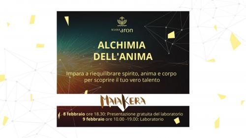 Alchemia dell'Anima. Incontro con Natale Petti